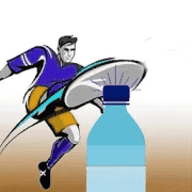 瓶盖挑战赛3D