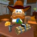 牛仔神探的救赎