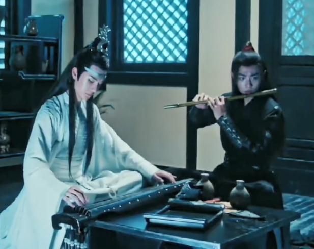 王一博肖战-无羁《陈情令》主题曲