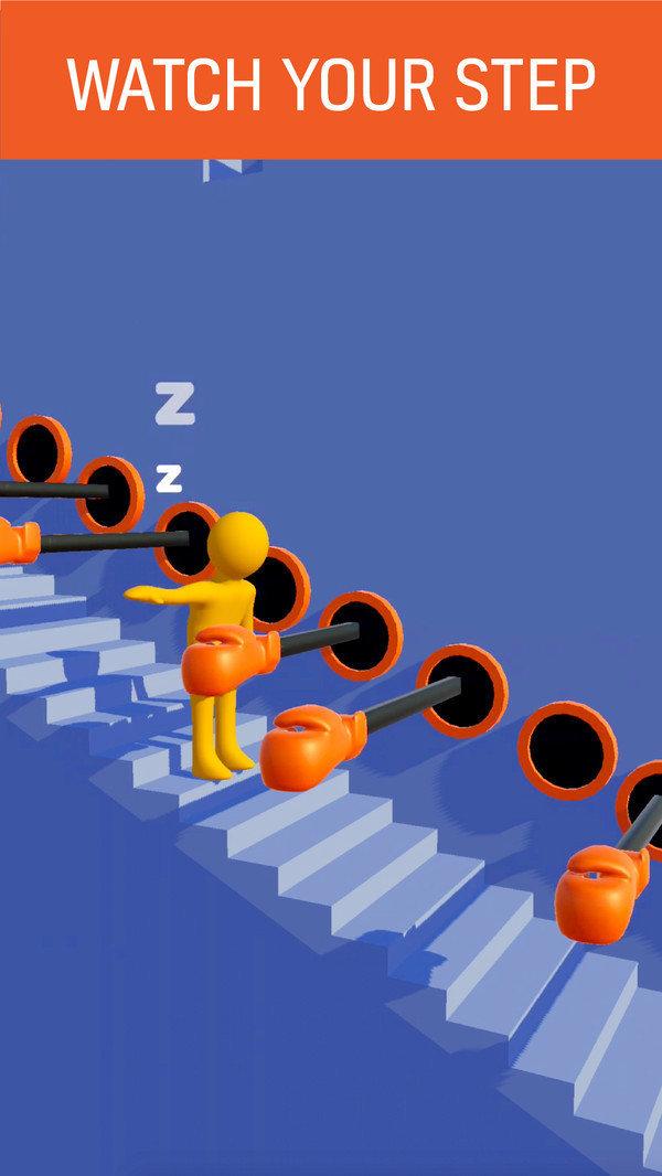 昏昏欲睡的台阶