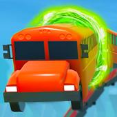 抖音蛇形巴士大作战