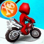 有趣的自行車比賽3D
