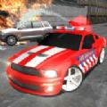 疯狂的消防员司机