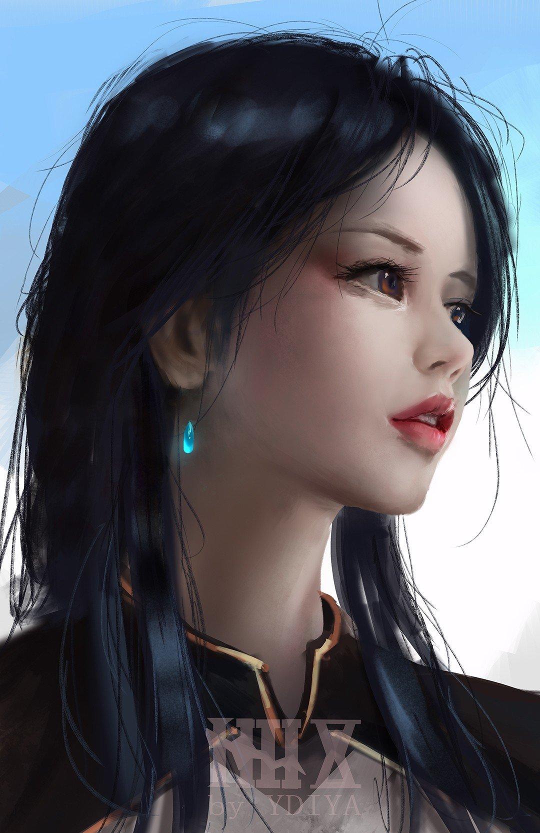 P站官网画师YDIYA (17862658)
