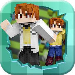 Minecraft小游戲平臺