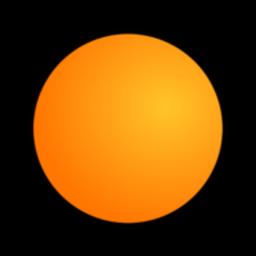 跳跃小橙球