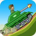 山丘坦克戰