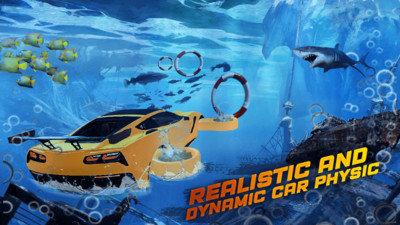 模拟海上四驱竞赛