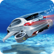 浮動水下汽車