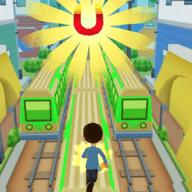 地铁涡轮无止境冲浪