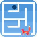 字母迷宮游戲
