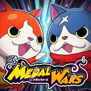 妖怪手表Medal Wars
