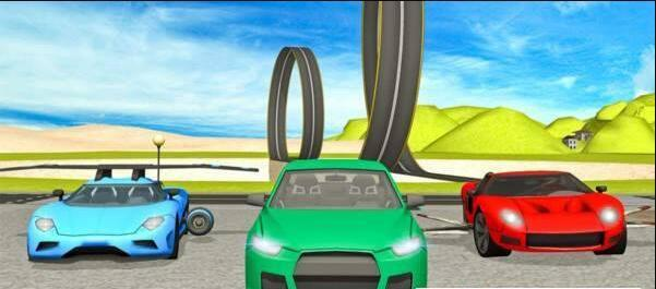 车辆驾驶3D