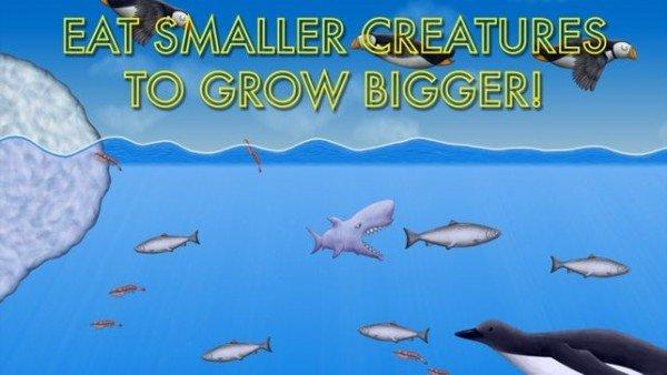 鯊魚吃地球