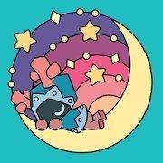 Coloring Luna