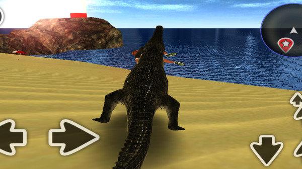 真正的鱷魚模擬器