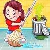 女孩城和家庭清潔
