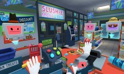 工作模拟器之超市