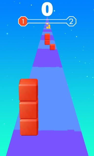 方块一对一