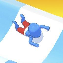 水上乐园-滑梯竞速