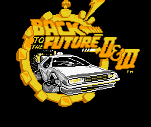 回到未来2FC版