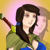 勇士公主龙剑传