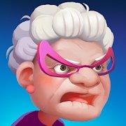 生气的奶奶破解版