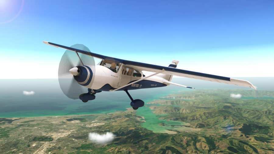 RFS模拟飞行