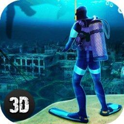 水下生存模拟2无限武器版