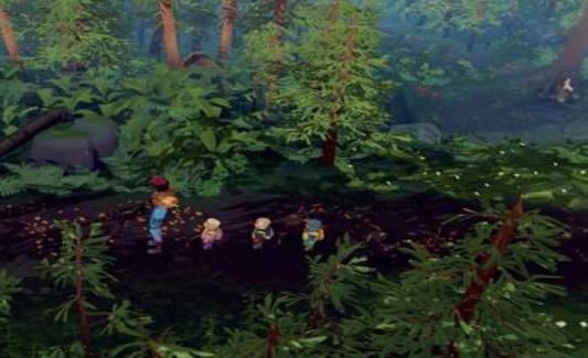 找到迷路的熊孩子