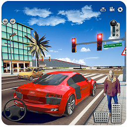 城市駕駛學校模擬器2019安卓版