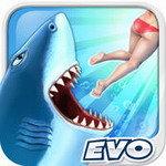 饥饿鲨鱼进化