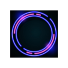 炫彩霓虹燈
