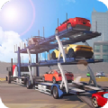豪华跑车运输车模拟器