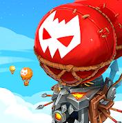 狂野天空塔防英雄RPG