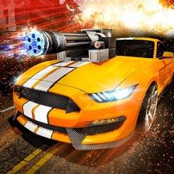 DriveAndShoot