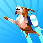 狗狗噴氣機