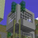 我的世界构建像素立方体