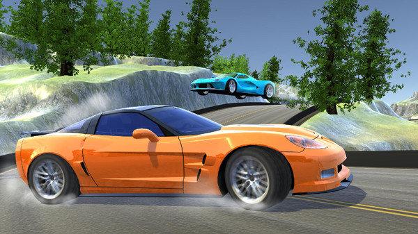 欧洲跑车模拟器