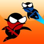 双人跳跃忍者3D手机版
