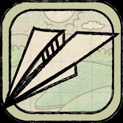 纸面世界飞机冲刺