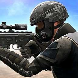 模拟山地射击