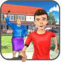 虚拟邻居男孩家庭游戏