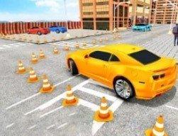 城市赛车狂飙游戏