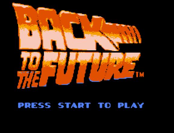 回到未来FC版