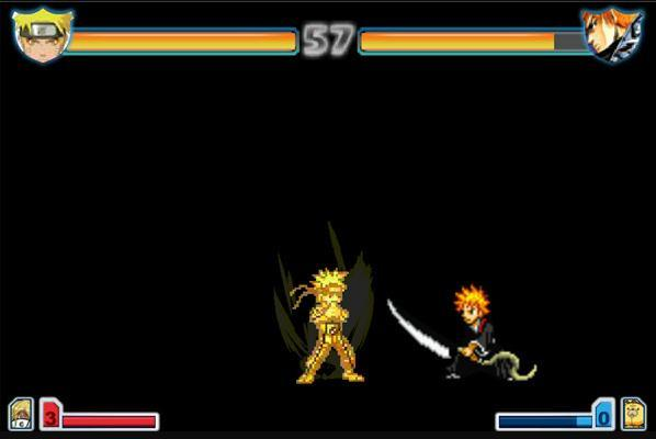 死神VS火影3.3