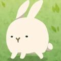 可愛超載的兔子