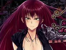 深紅之獄的女劍士蒂娜
