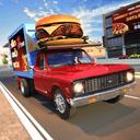 食物卡车驾驶模拟器