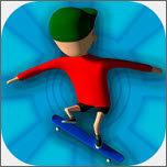 最強滑板者